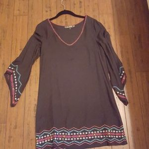 A dress Love Stich brand size S more like a Med